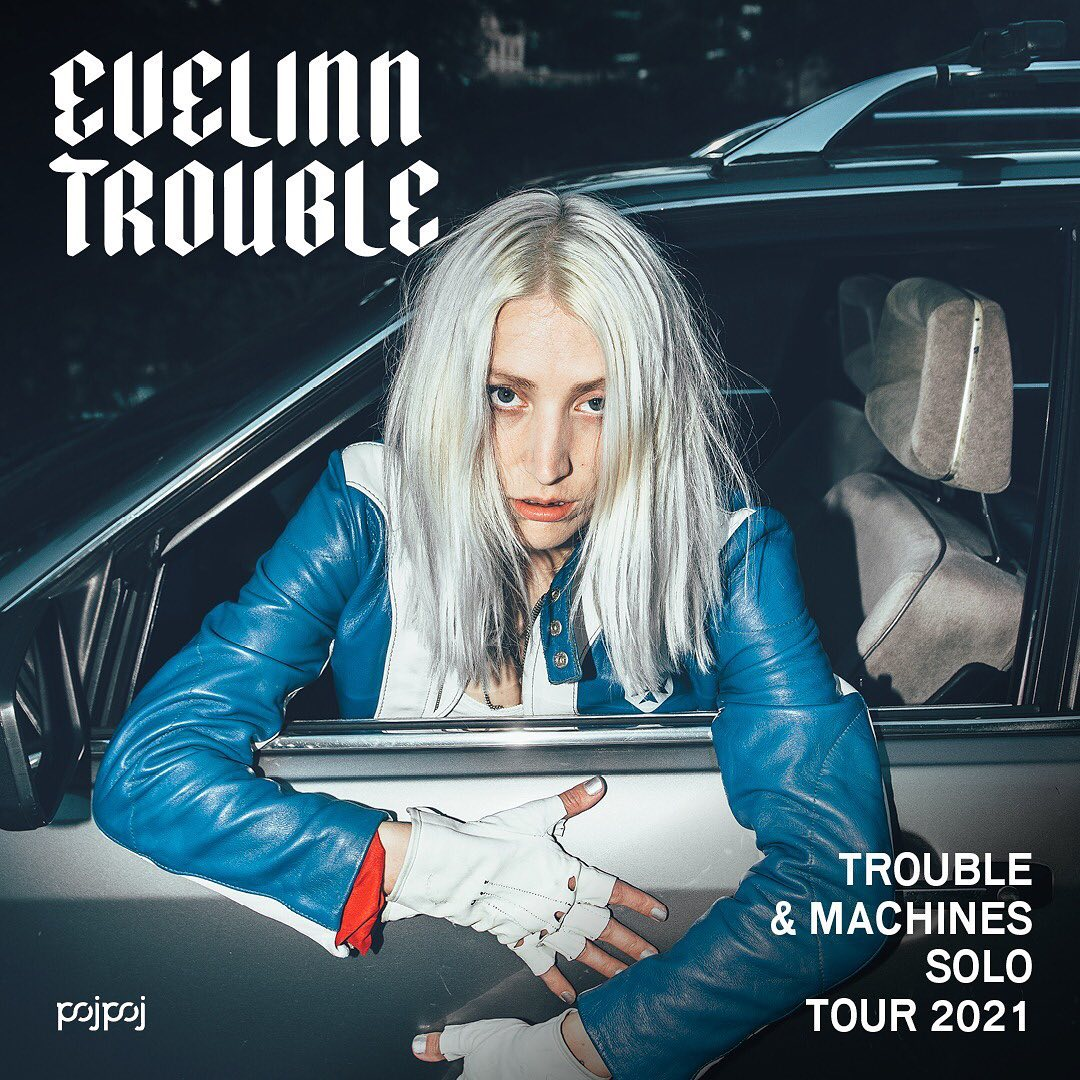 EVELINN TROUBLE